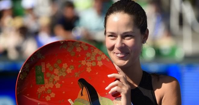 Ana Ivanovic vs Caroline Wozniacki - Highlights - Toray Pan Pacific Open