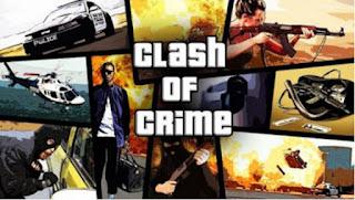 download Game Clash Of Crime Mad San Andreas MOD Apk Terbaru