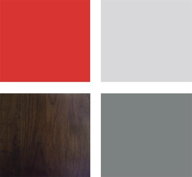 Hogares frescos paletas agradables 8 esquemas de colores for Paleta de colores grises
