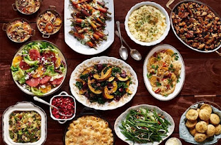 thanksgiving-dinner-side-dishes-vegetables