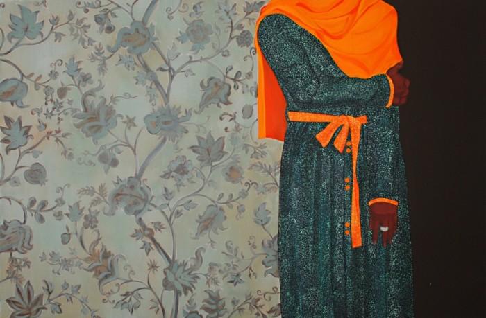 Иранские женщины. Bahar Taheri