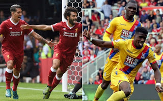 Liverpool vs Crystal Palace Live Streaming Today 19/8/2017 English Premier League