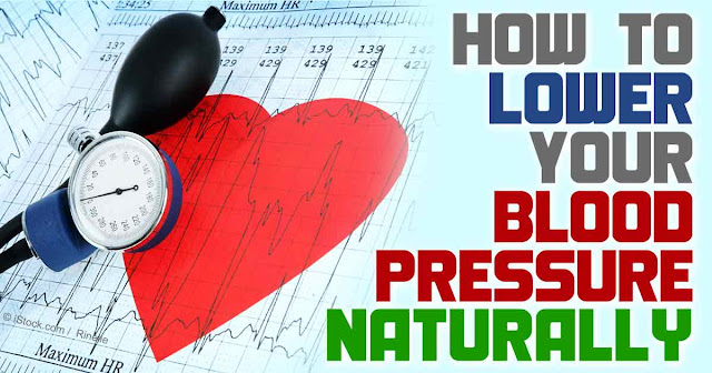 How To Lower Anyone's Blood Pressure Naturally