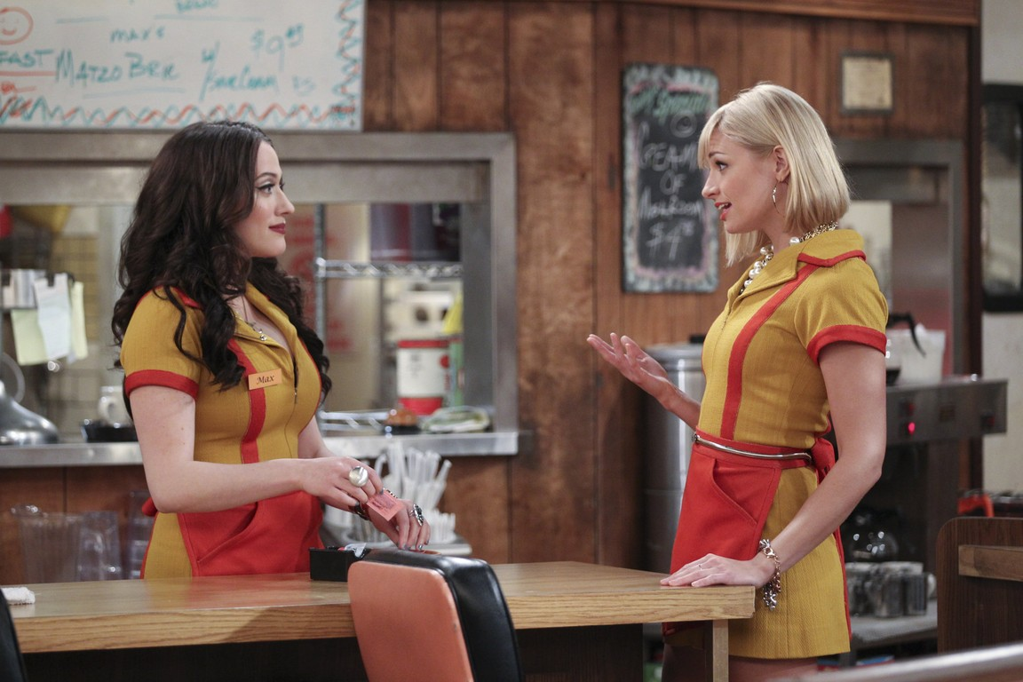 2 Broke Girls - Season 4 Episode 19: And the Look of the Irish