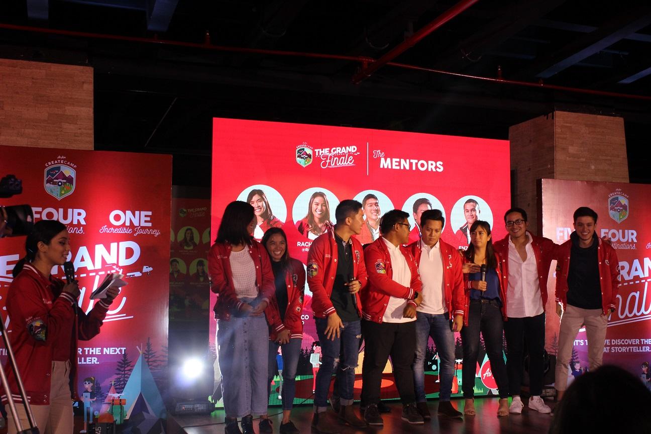 AirAsia's brand ambassadors