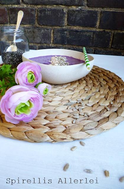 Spirellis Allerlei - einfaches Frühstück mit Smoothie Bowl