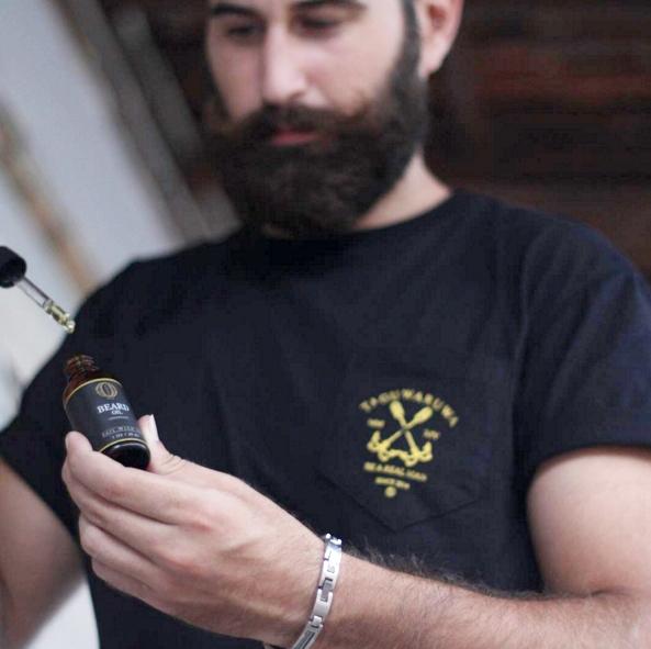 Ombak Beard Oil, Minyak Penyuburkan Bulu di Wajah Ampuh
