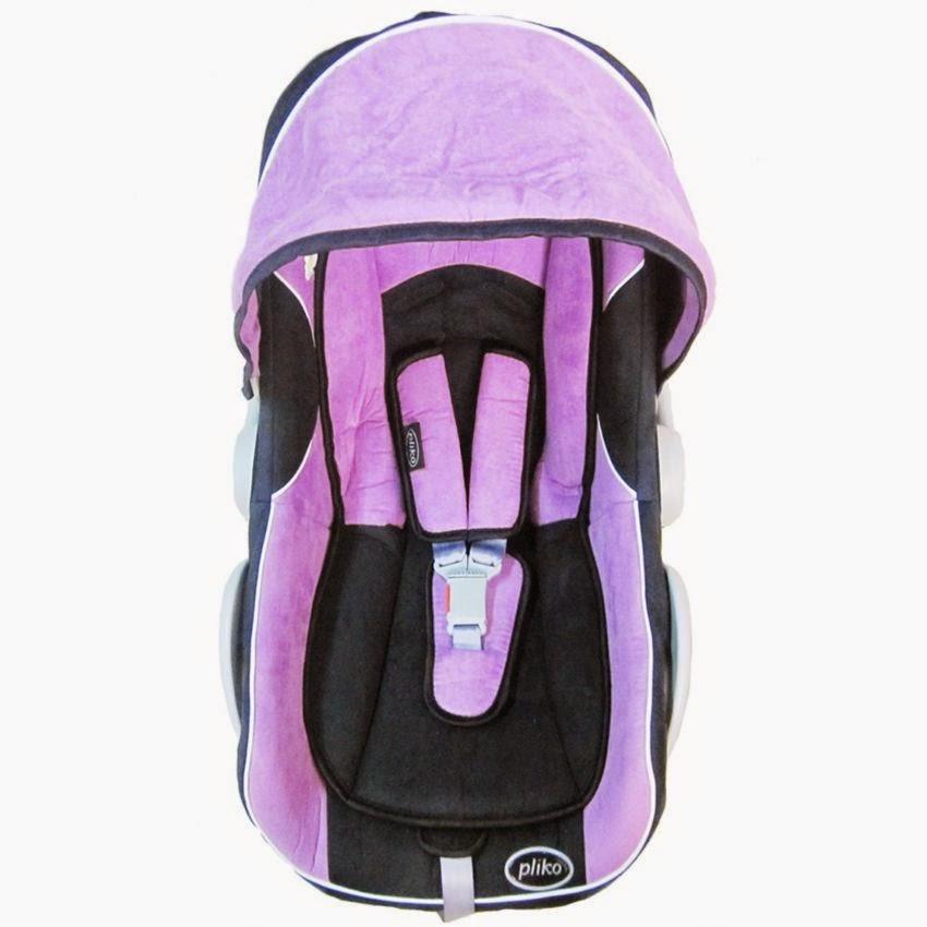 Jual Tempat Duduk Bayi di Mobil Pliko Baby Carrier Car ...