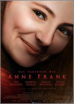 baixar capa O Diário de Anne Frank   Dual Áudio Dublado