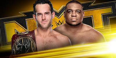 NXT Results - January 22, 2020