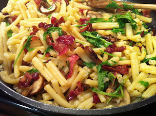 Taste of the Forest Pasta