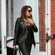 La La Anthony Leather Style