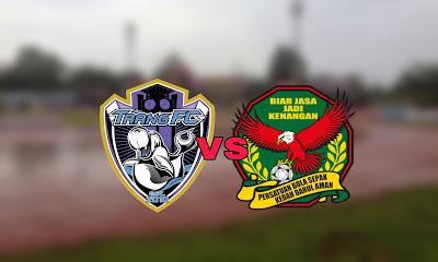 Live Streaming Trang FC vs Kedah Friendly Match 21.1.2019