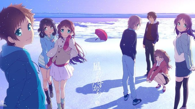 Nagi no Asukara BD Episode 01-26 BATCH Subtitle Indonesia