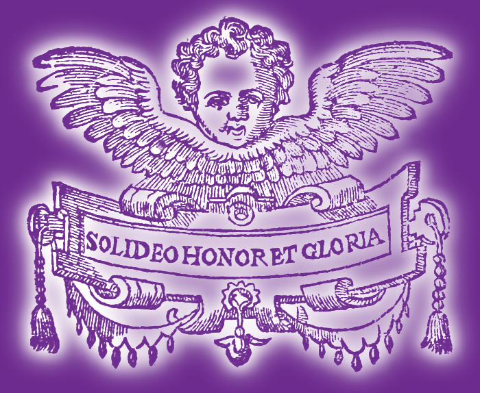 Glory To God Alone In Latin Christian Clip Art Review