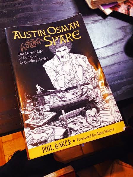 Austin Osman Spare: The Occult Life of London's Legendary Artist