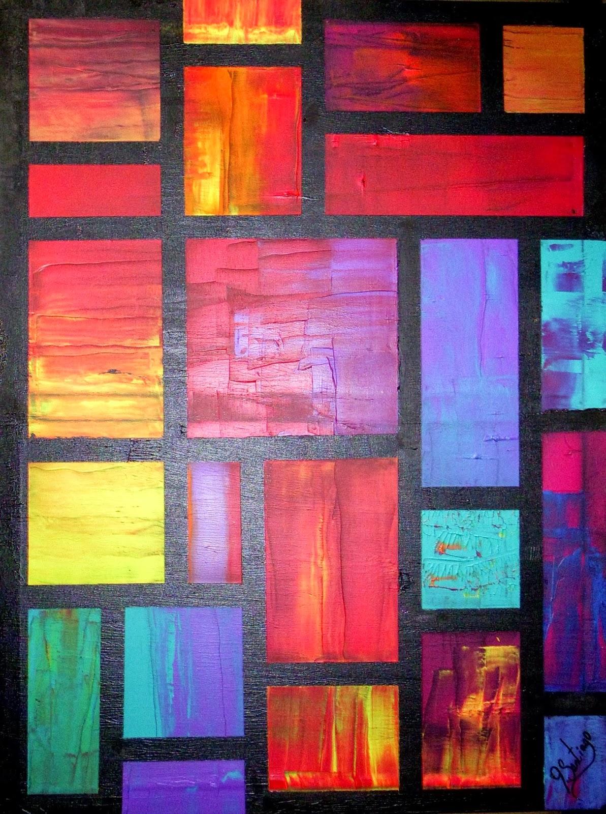 Joey Santiago Fine Art: Windows of Inspiration
