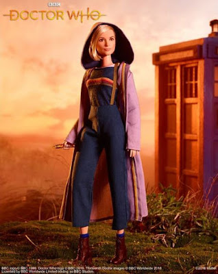 Dr. Who - Whittaker Action Figure