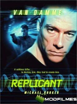 Capa do Filme Replicante