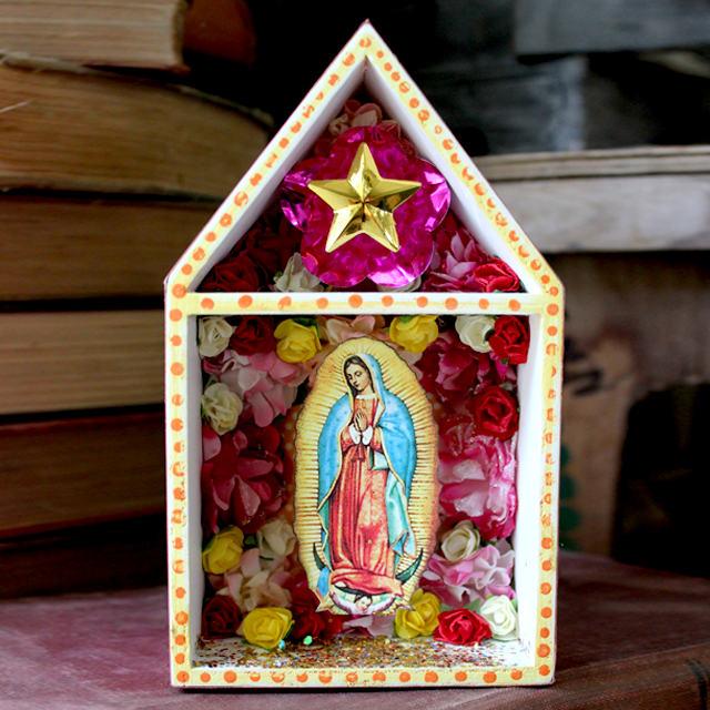 Virgin of Guadalupe Shrine - Nichola Battilana