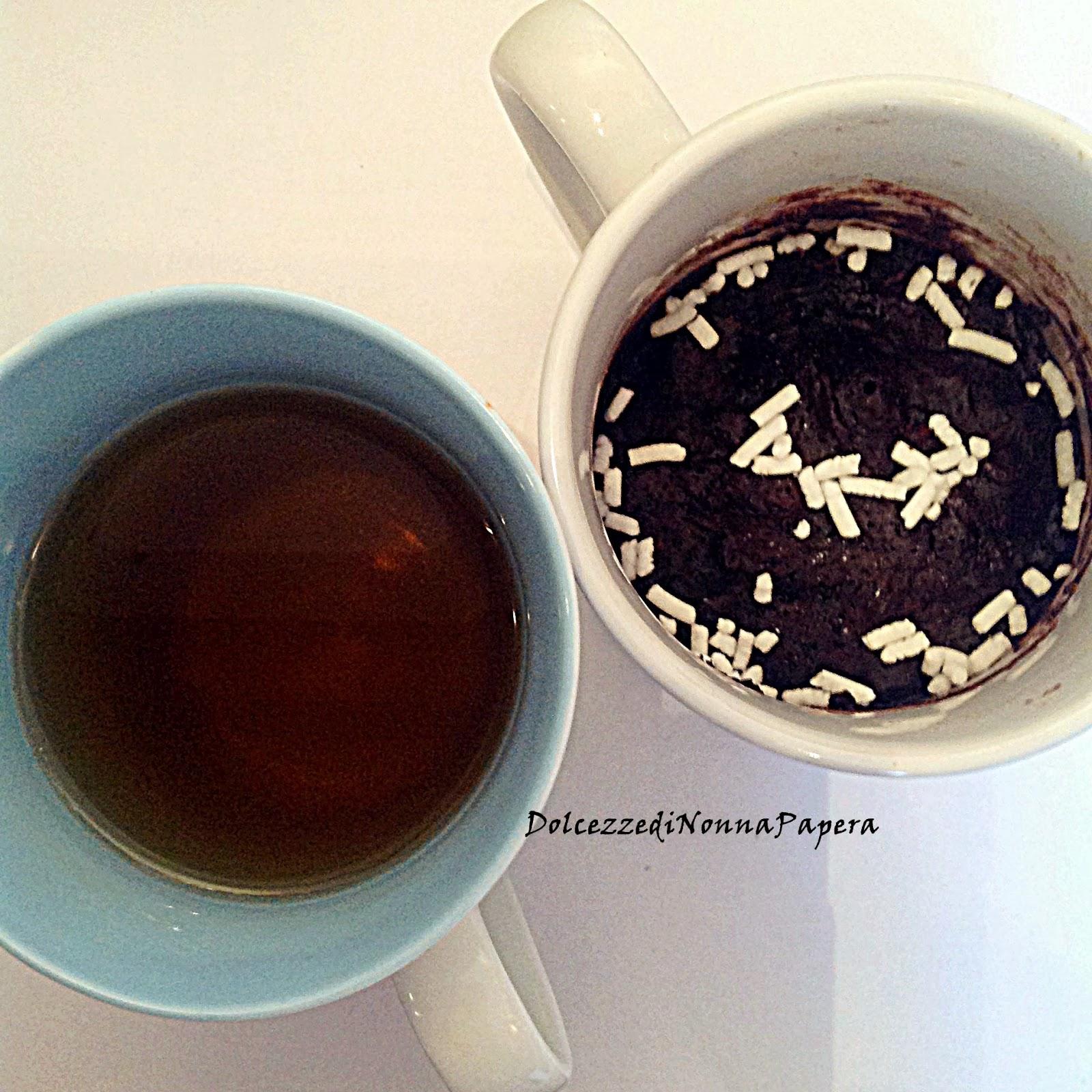 Brownie in tazza con il libro 50 ricette per cucinare for Cucinare per 50