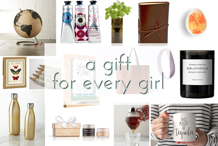A Gift for Every Girl | 2016 Holiday Gift Guide - A Simpler Grace