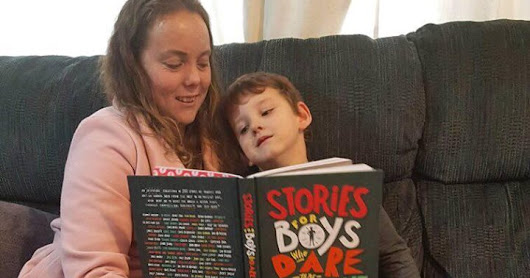 Mumlife // Stories For Boys Who Dare To Be Different Book Review