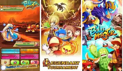 Download Bulu Monster Mod Apk Terbaru