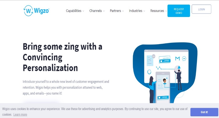 Wigzo– Marketing Automation at its Best
