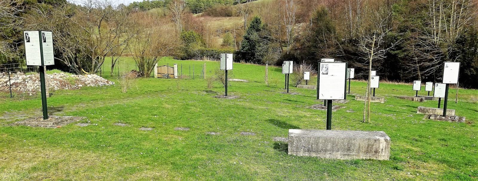 Dr Tony Shaw: Le Jardin Littéraire in Saint-Rémy-la-Calonne ...