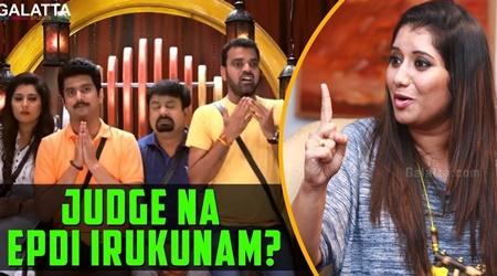 Judge na epdi irukunam? VJ Priyanka confession | KPY