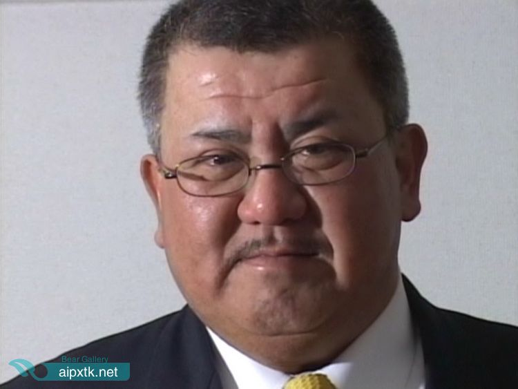 chubby man Japanese
