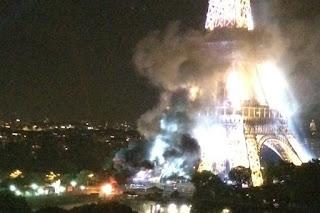 炸掉埃菲爾鐵塔