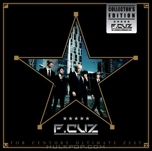 F.CUZ – For Century Ultimate Zest – EP (ITUNES MATCH AAC M4A)