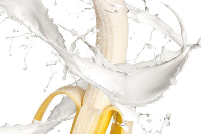 Το Διατροφικό μας Πρόγραμμα Αποτοξίνωσης με Μπανάνα και Γάλα