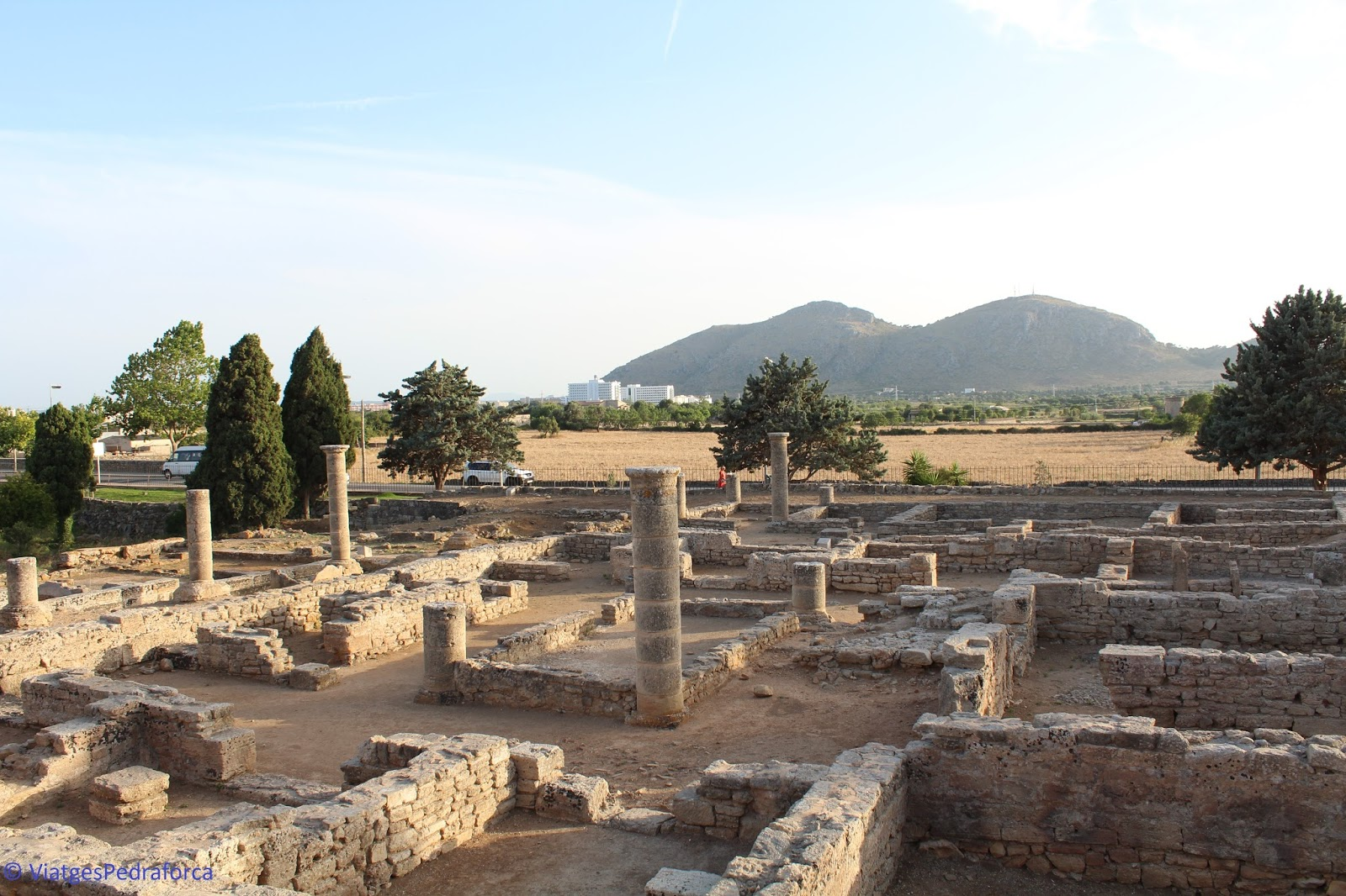 Arqueologia, Alcúdia, Mallorca, Illes Balears, Patrimoni Cultural