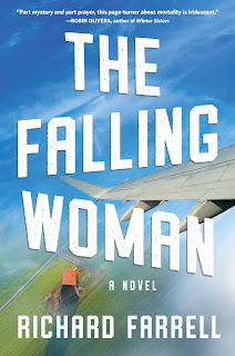 Book Review and GIVEAWAY: The Falling Woman, by Richard Farrell {ends 7/13}