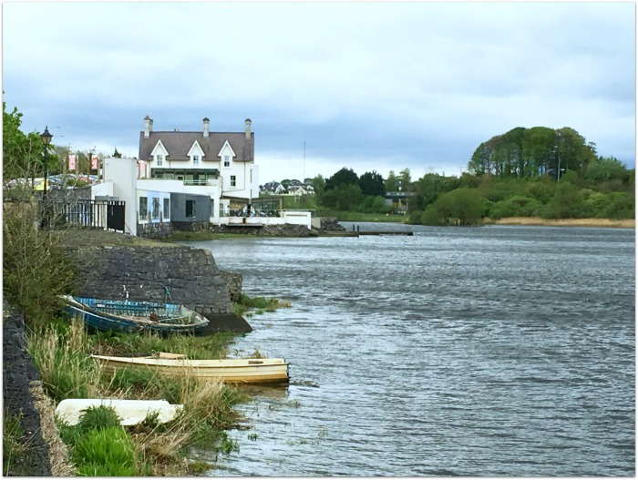 Ice House Hotel Ballina on the River Moy, County Mayo
