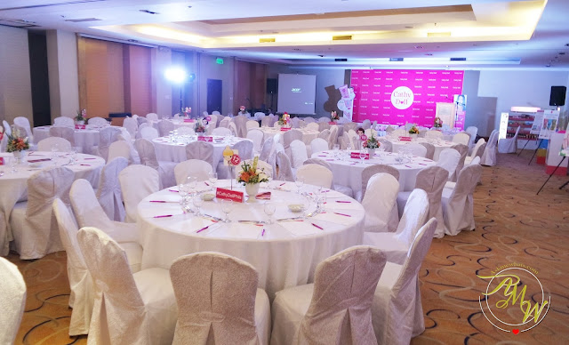 a photo of Cathy Doll Philippines Grand Launch at Crowne Plaza
