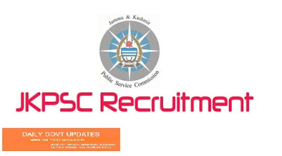 JKPSC Fresh Recruitment 1000 post | Apply now - Dailygovtupdates.in