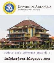 Lowongan Kerja Terbaru UNAIR (Universitas Airlangga)