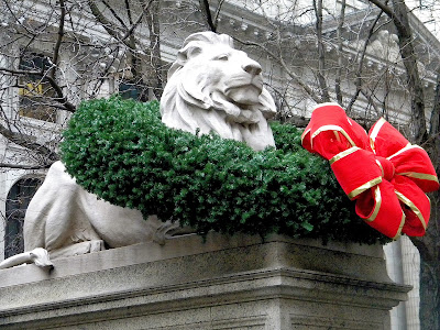 New York City Public Library Lions Fortitude