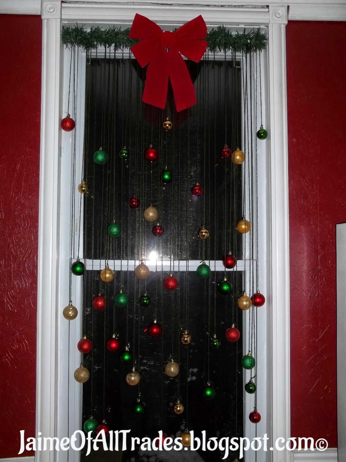 jaime of all trades diy christmas window decorations. Black Bedroom Furniture Sets. Home Design Ideas