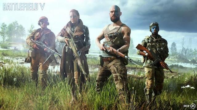 هذا هو عدد الأطوار التي ستتوفر عند إطلاق لعبة Battlefield V و توقعات بالمزيد …