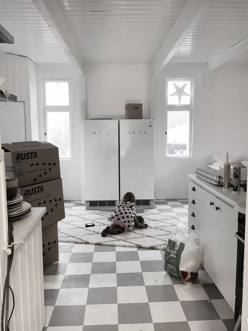 renovering kök