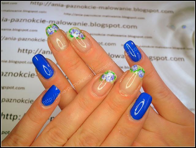 ozdabianie paznokci naturalnych