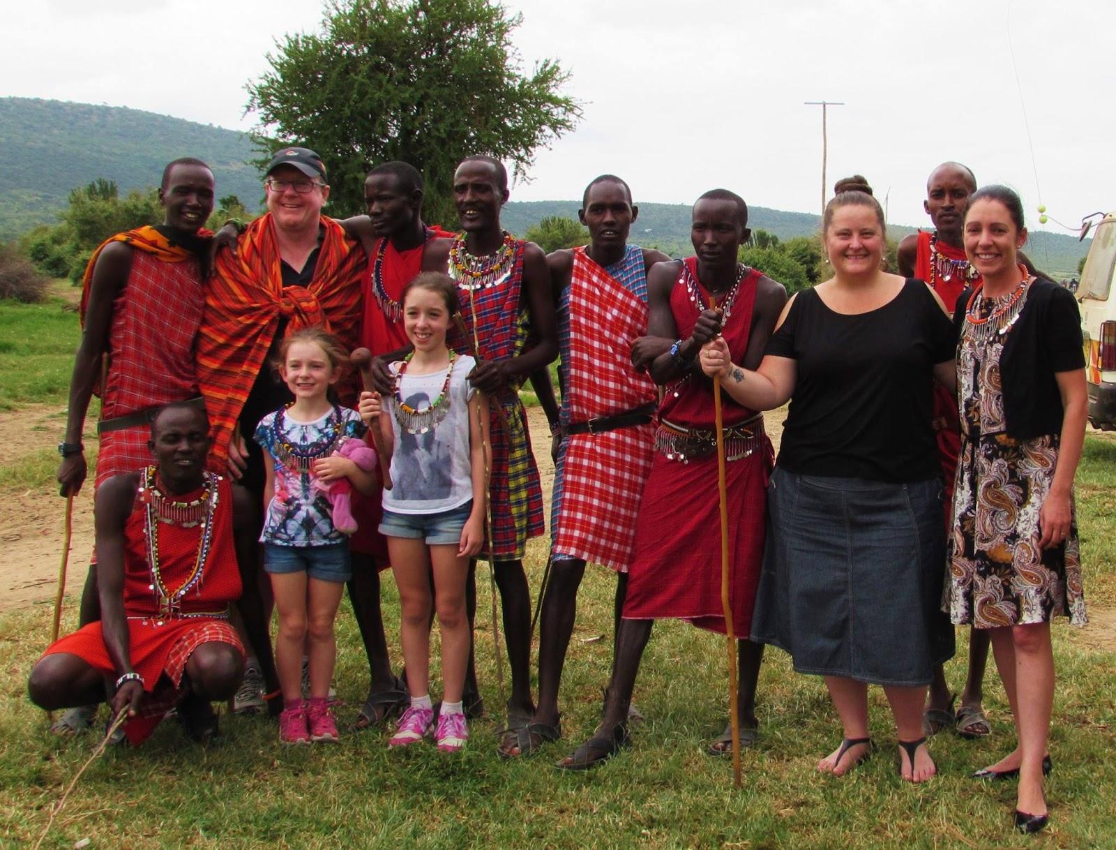 Maasai language
