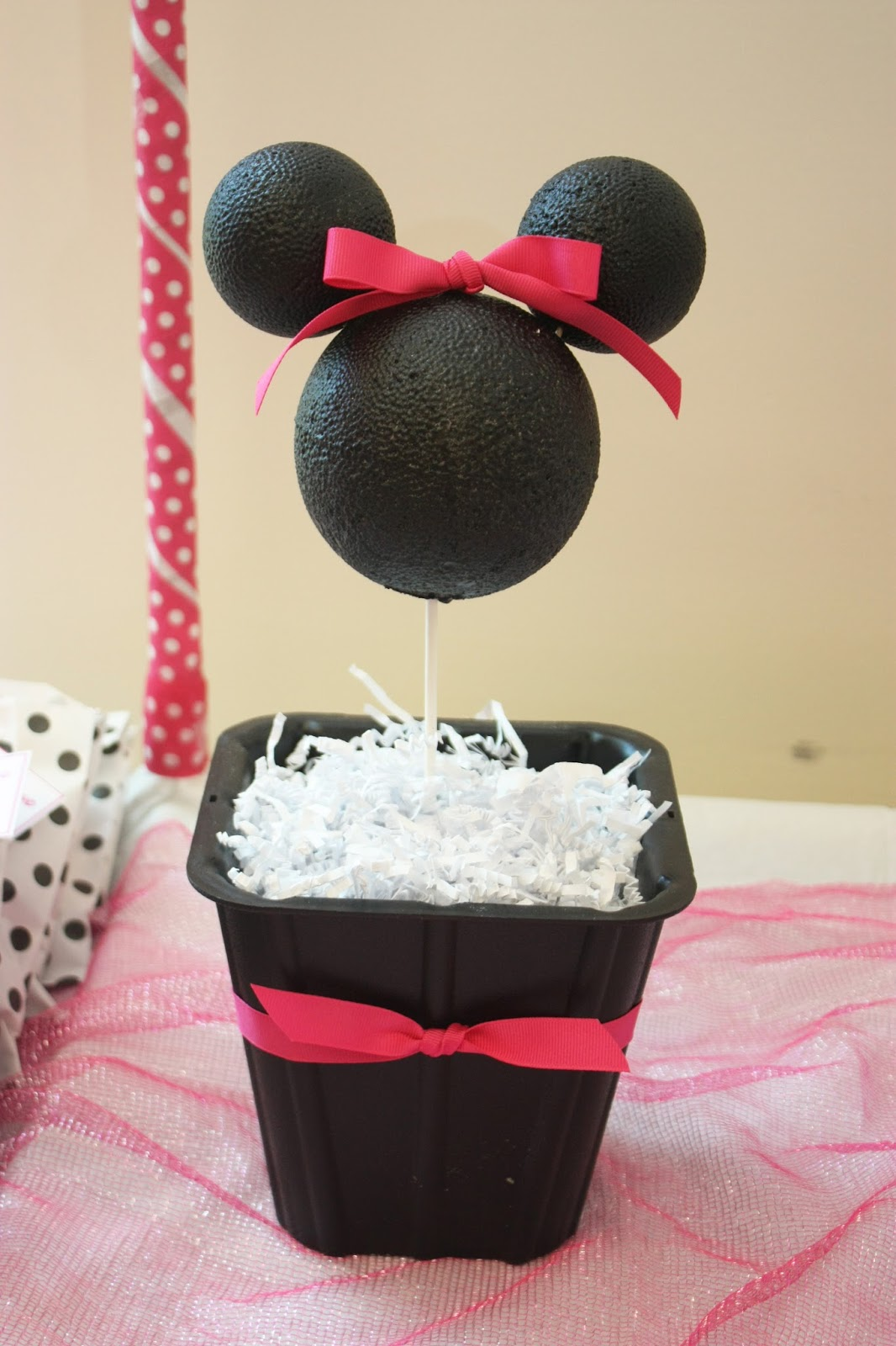 5m Creations Minnie S Bowtique Inspired Birthday Party