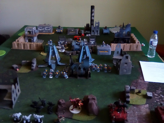 My battle terrain photos