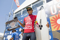 10 Kanoa Igarashi Vans US Open of Surfing foto WSL Kenneth Morris